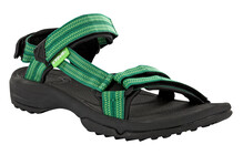 Teva Terra Fi Lite Women's double zipper summergreen
